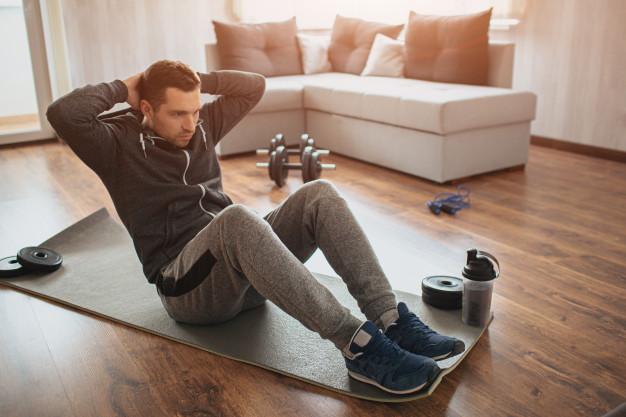 ورزش کنید برای حال خوب